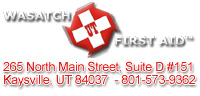 Wasatch First Aid